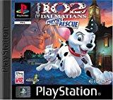 102 Dalmatiner PlayStation artwork