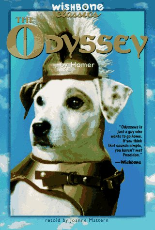 Odyssey   1996 edition cover
