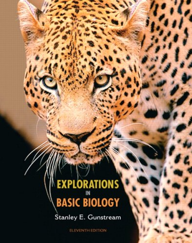 Explorations in Basic Biology  11th 2008 edition cover
