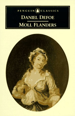 Moll Flanders The Fortunes and Misfortunes of the Famous Moll Flanders  2003 (Revised) edition cover