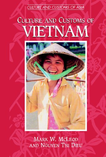 Culture and Customs of Vietnam   2001 9780313361135 Front Cover