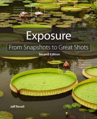 Exposure From Snapshots to Great Shots 2nd 2014 edition cover