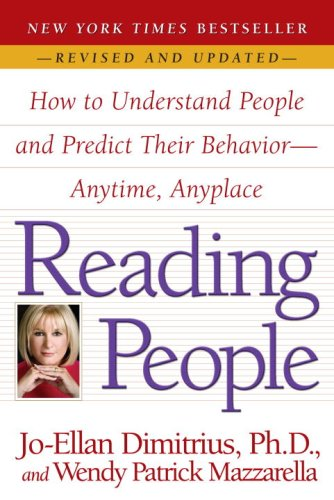 Reading People How to Understand People and Predict Their Behavior - Anytime, Anyplace  2008 edition cover