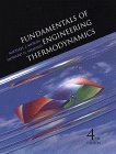 Fundamentals of Engineering Thermodynamics  4th 2000 edition cover