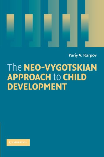 Neo-Vygotskian Approach to Child Development   2006 9780521696135 Front Cover