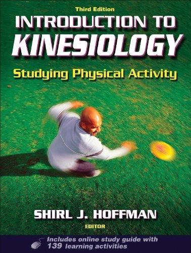 Introduction to Kinesiology Studying Physical Activity 3rd 2008 (Guide (Pupil's)) edition cover