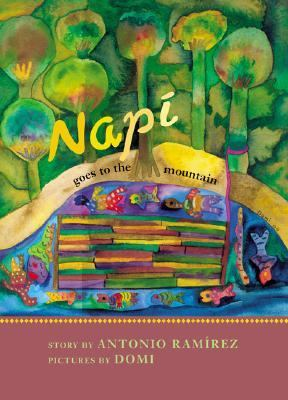 Nap� Goes to the Mountain   2004 9780888997135 Front Cover