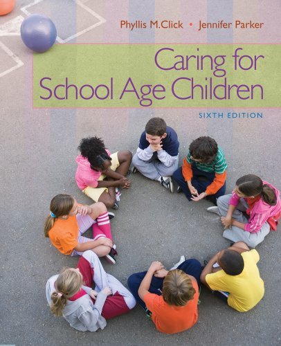 Caring for School-Age Children  6th 2012 edition cover