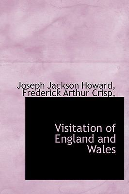 Visitation of England and Wales  N/A 9781115146135 Front Cover