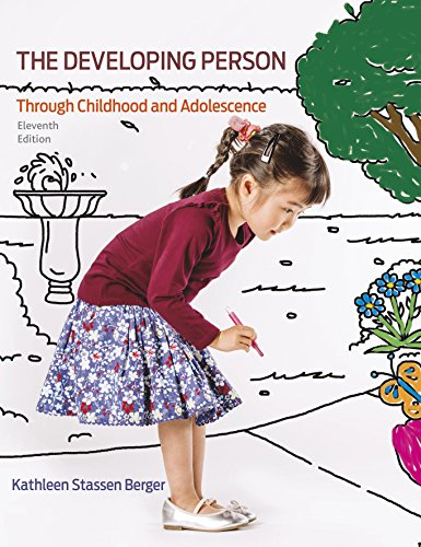 Developing Person Through Childhood and Adolescence  11th 2018 9781319058135 Front Cover