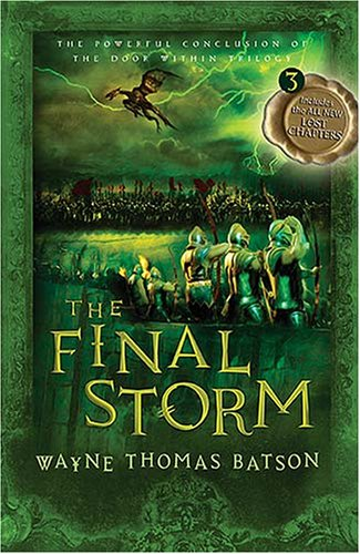 Final Storm   2007 9781400310135 Front Cover