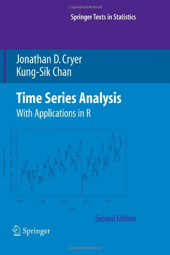 Time Series Analysis With Applications in R 2nd 2008 edition cover