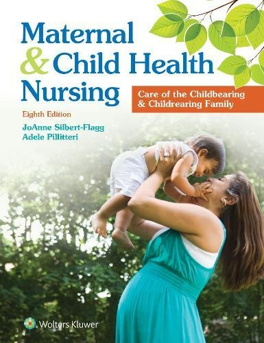 Maternal and Child Health Nursing  8th 2018 (Revised) 9781496348135 Front Cover