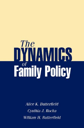 Dynamics of Family Policy   2009 edition cover