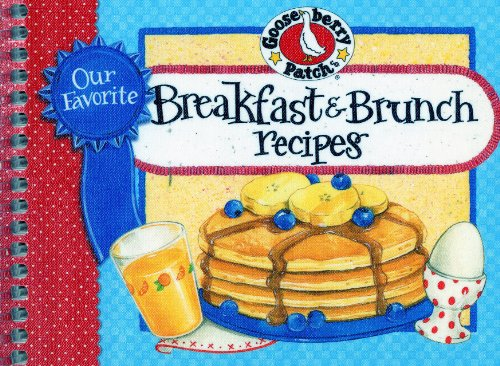 Breakfast and Brunch Recipes  N/A 9781933494135 Front Cover
