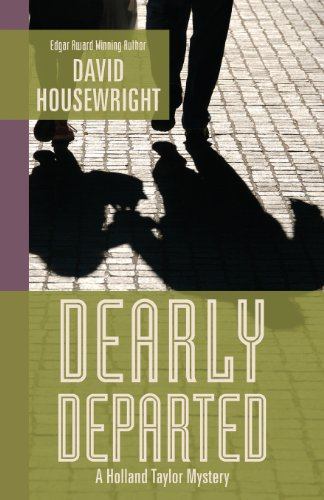 Dearly Departed   2013 9781938473135 Front Cover