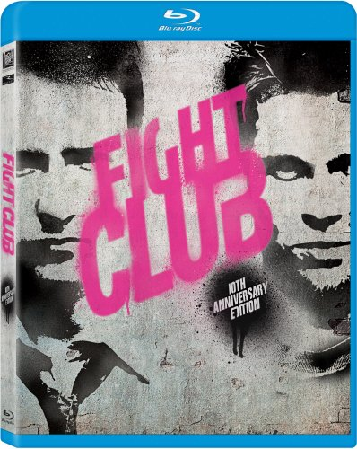 Fight Club (10th Anniversary Edition) [Blu-ray] System.Collections.Generic.List`1[System.String] artwork