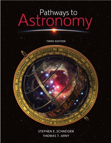 Pathways to Astronomy  3rd 2012 9780073512136 Front Cover