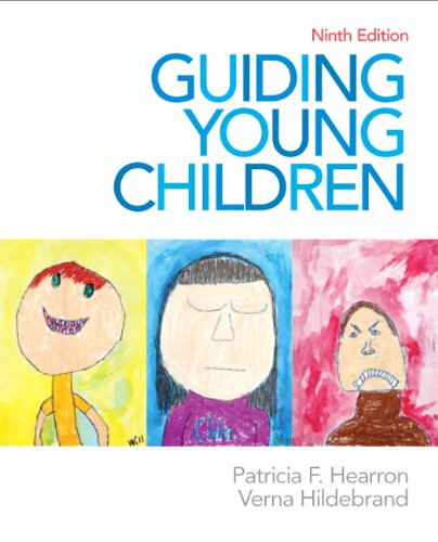Guiding Young Children  9th 2013 (Revised) edition cover