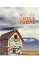 Juvenile Justice Today   2011 edition cover