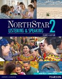 NorthStar Listening and Speaking 2 with MyEnglishLab  4th 2015 edition cover