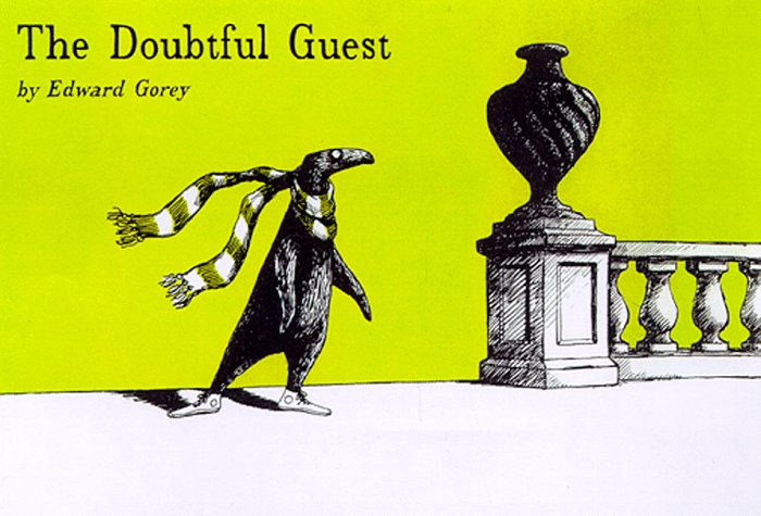 Doubtful Guest   1998 edition cover