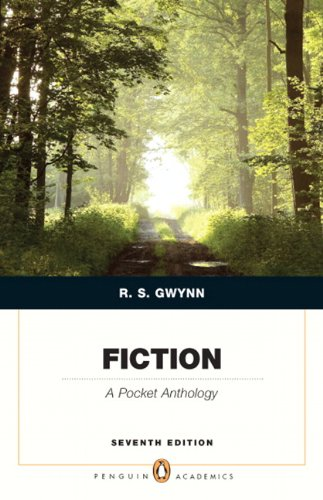 Fiction A Pocket Anthology 7th 2012 (Revised) edition cover
