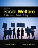 Social Welfare: Politics and Public Policy  2015 edition cover