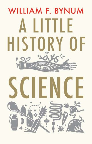 Little History of Science   2013 edition cover