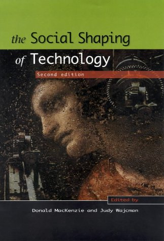 Social Shaping of Technology  2nd 1999 (Revised) edition cover