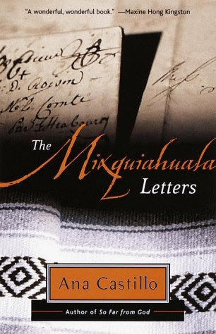 Mixquiahuala Letters  N/A edition cover