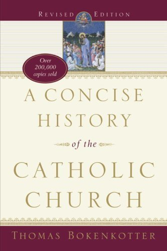 Concise History of the Catholic Church   2004 edition cover
