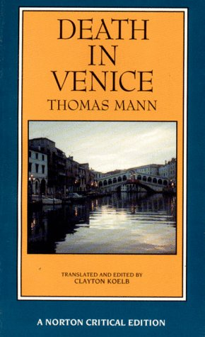 Tod in Venedig   1994 edition cover