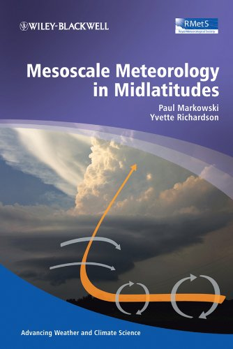 Mesoscale Meteorology in Midlatitudes   2010 edition cover