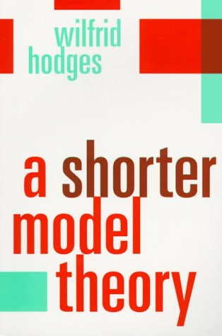 Shorter Model Theory   1997 edition cover