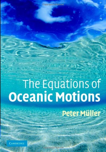 Equations of Oceanic Motions   2006 9780521855136 Front Cover