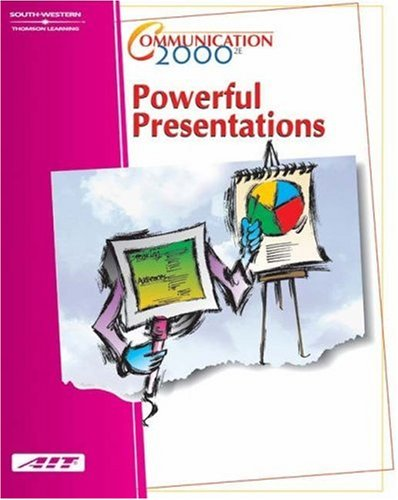 Communication 2000 Powerful Presentations 2nd 2002 (Revised) 9780538433136 Front Cover