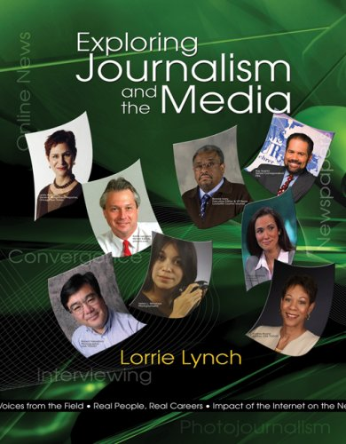 Exploring Journalism and the Media   2009 9780538446136 Front Cover