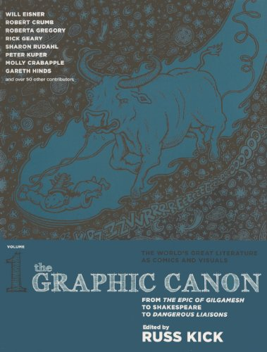 Graphic Canon  N/A edition cover