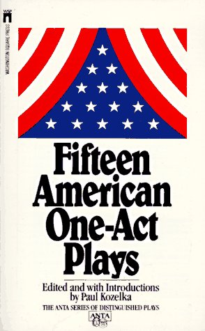 Fifteen American One Act Plays N/A 9780671543136 Front Cover