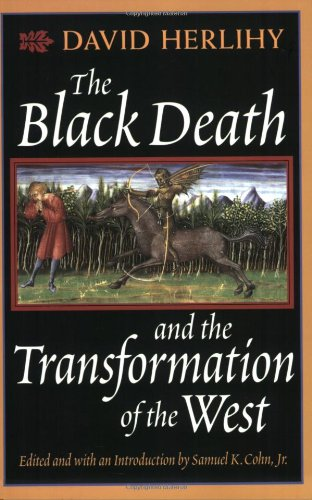 Black Death and the Transformation of the West   1997 edition cover