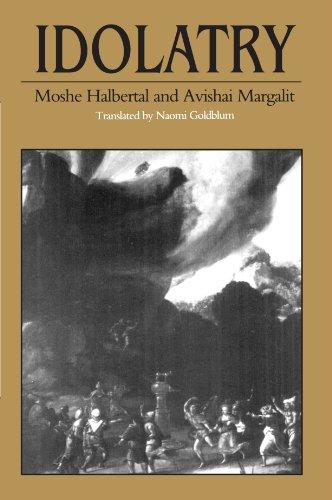 Idolatry   1992 edition cover