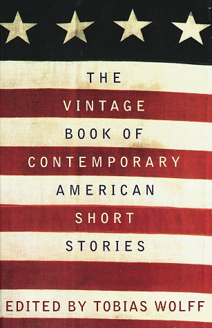 Vintage Book of Contemporary American Short Stories   1994 9780679745136 Front Cover