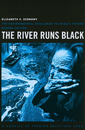 River Runs Black The Environmental Challenge to China's Future 2nd 2010 (Revised) edition cover