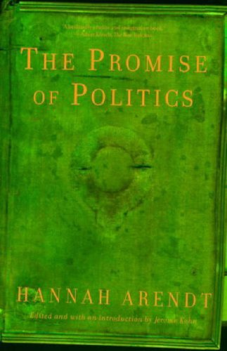 Promise of Politics  N/A edition cover