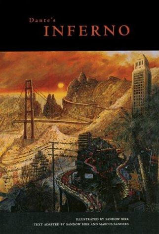 Dante's Inferno   2004 edition cover