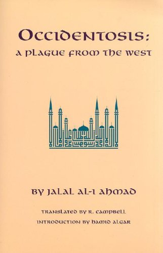 Occidentosis: A Plague from the West   1984 edition cover