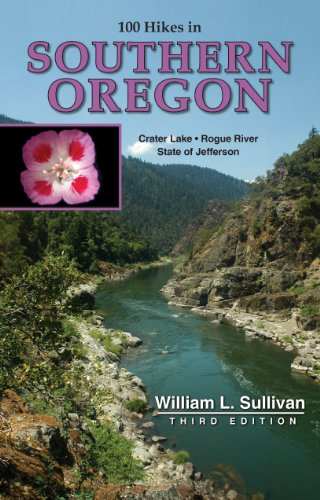 100 Hikes in Southern Oregon:  2010 edition cover