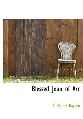 Blessed Joan of Arc N/A edition cover