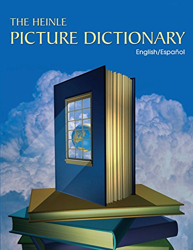 Heinle Picture Dictionary  2nd 2014 edition cover